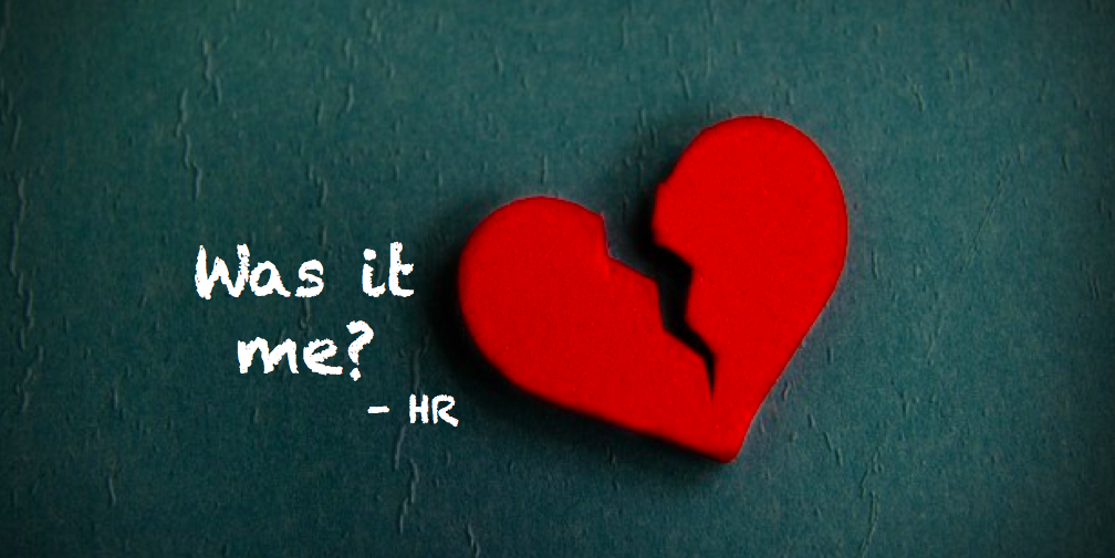 Business has changed in unprecedented ways.  HR has not. (Breakups are hard on everyone…)