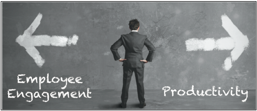 Engagement & Productivity:  What if you didn't have to choose?