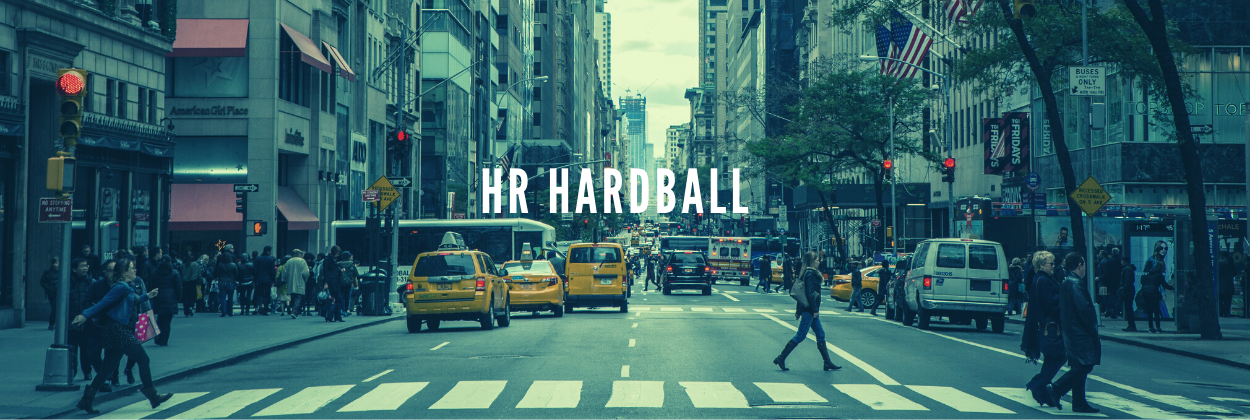 HR Hardball - Changing Minds and Behavior