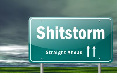 The Sh*t Storm Trifecta