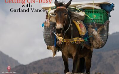 Getting UN-busy With Garland Vance
