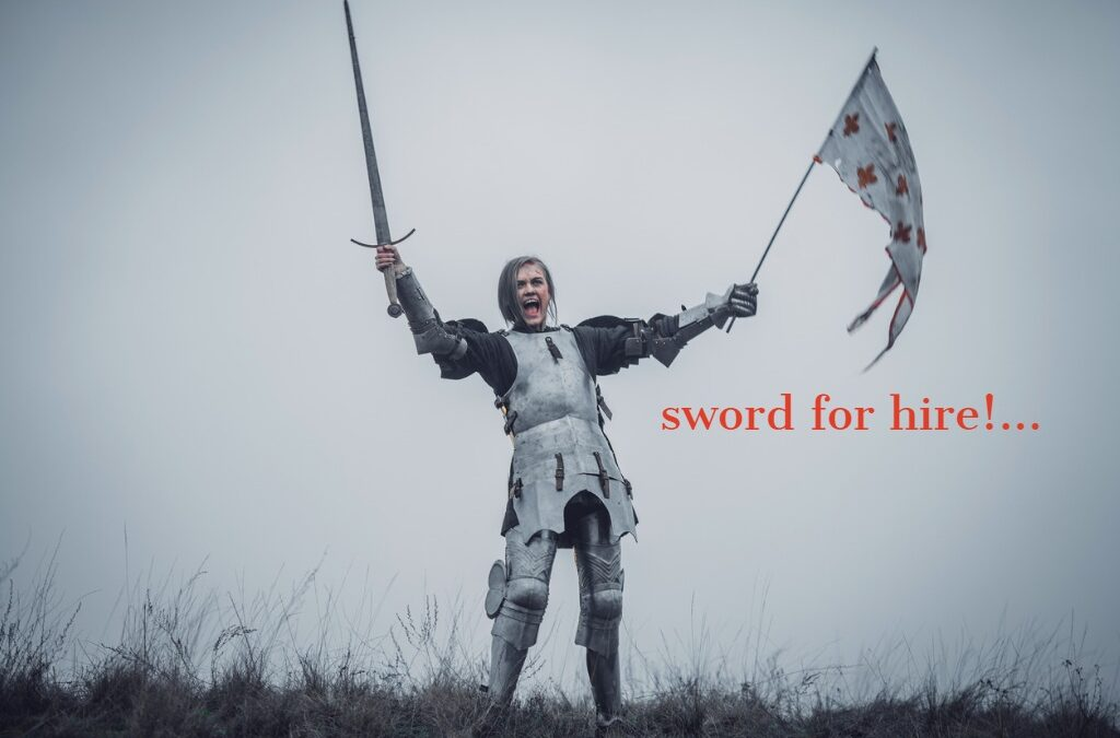 Have Spear, Will Travel