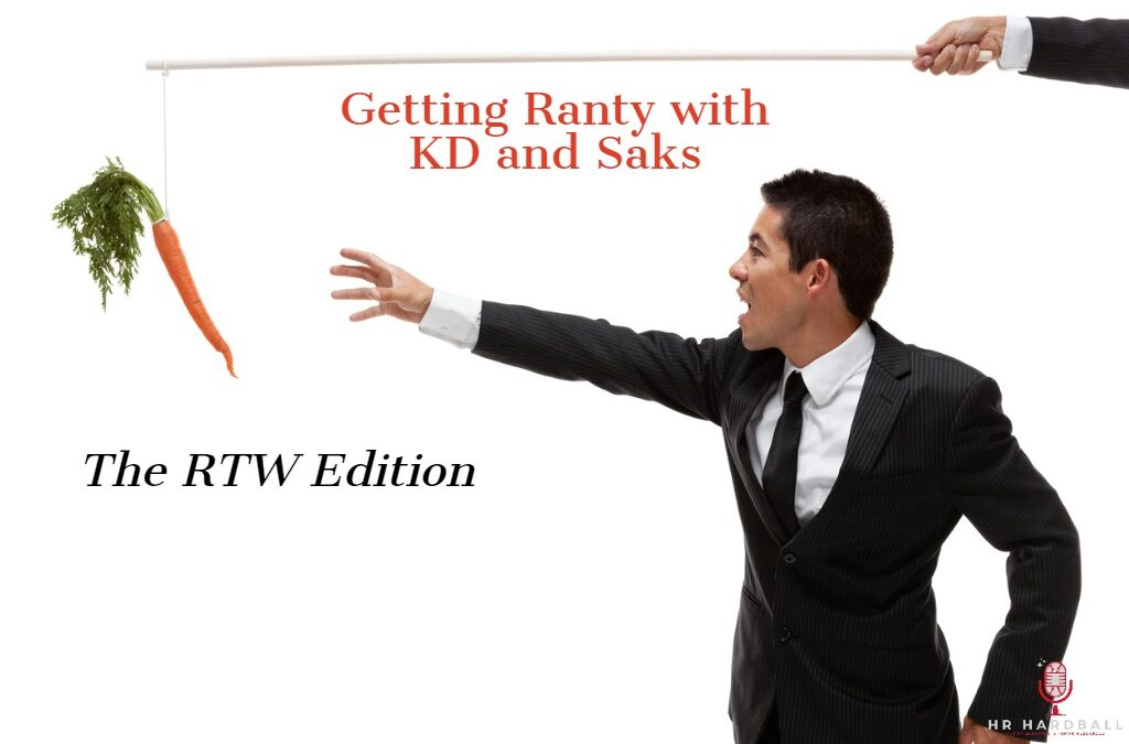 Getting Ranty With KD and Saks – The RTW Edition