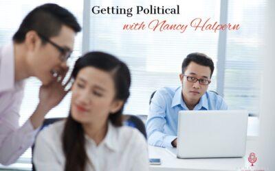 Getting Political with Nancy Halpern